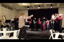 Embedded thumbnail for Kerstconcert low brass ensemble